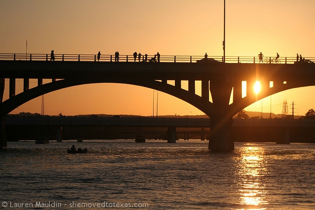 austin-texas-river-sunset