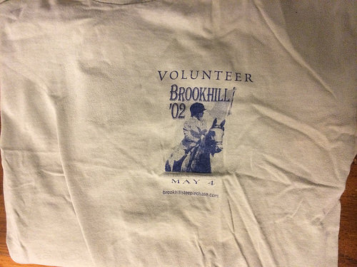 Brookhill Steeplechase was a local steeplechase that my hunt club volunteered at every year