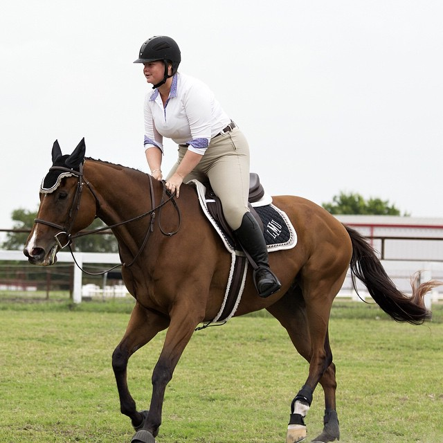 Just say no to counter cantering.