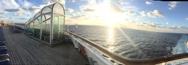 Panorama horizon fail... because... drinking
