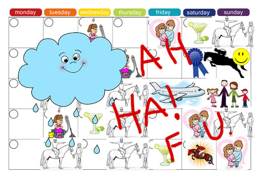 rain-calendar