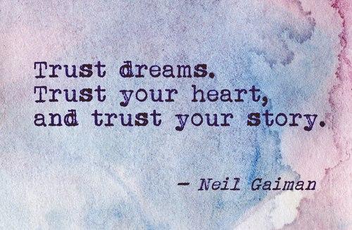 Trust-dreams