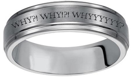 Mens Hunting Wedding Rings 75 Inspirational Aside from buying something