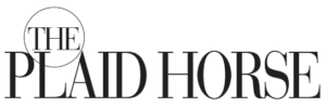 The Plaid Horse